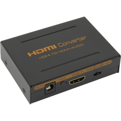Видеоконвертер HDMI -> HDMI Greenconnect GL-323